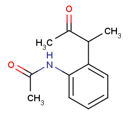 2'-(1-Methyl-2-oxopropyl)acetanilide