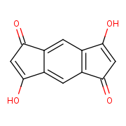 s-indacene-1,5-dione, 3,7-dihydroxy-